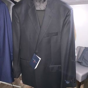 Black Ermenegildo Zegna FULL SUIT